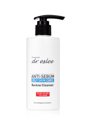 Anti-Sebum Backne Cleanser 240ml